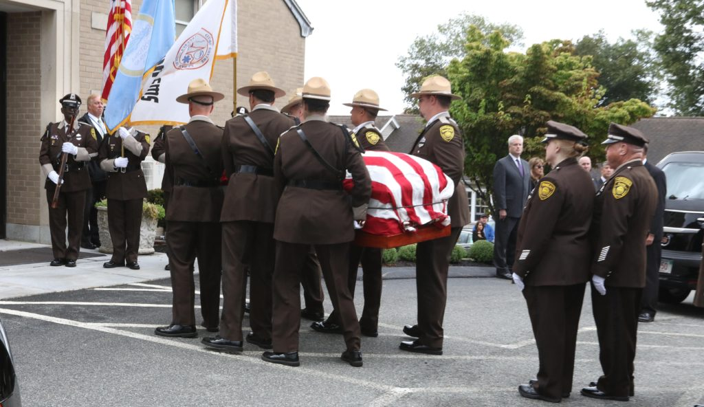Funeral for Bob Haley
