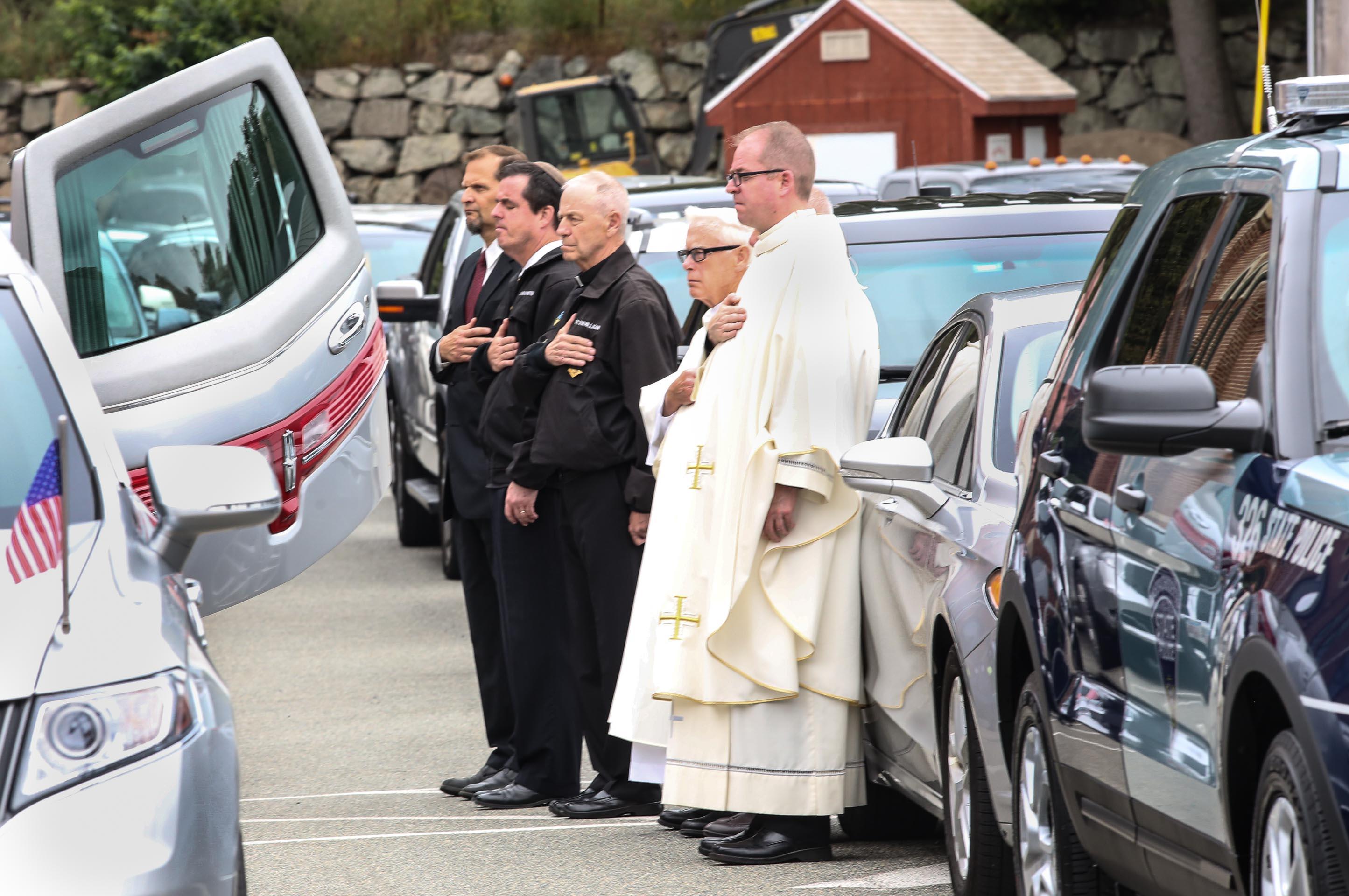 Trooper Ahl Funeral