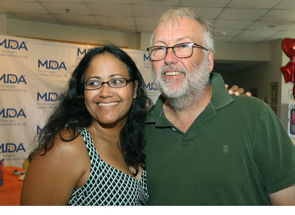Tolman MDA Fundraiser