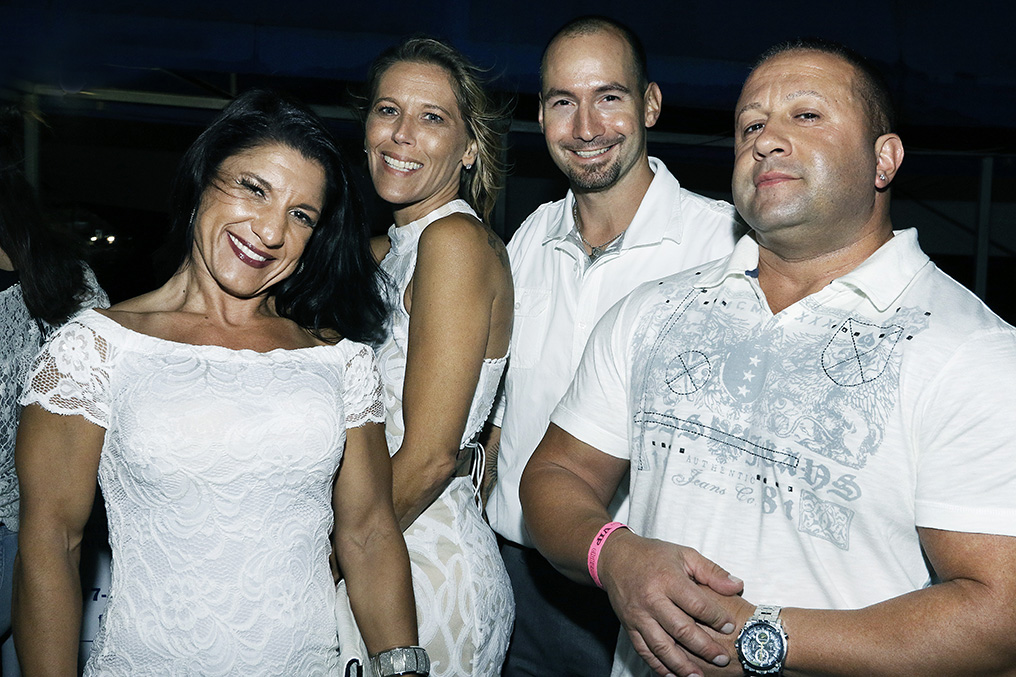 White Cruise Party
