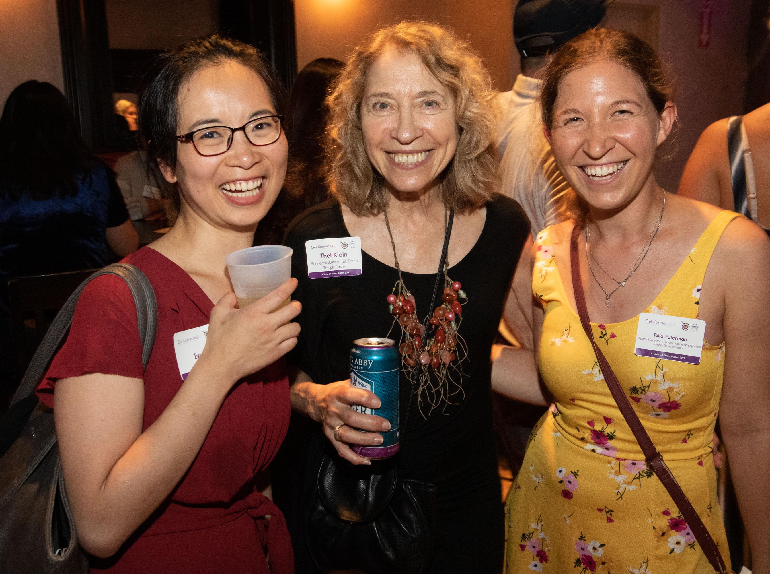 350 guests attend the 6th annual Taste of Ethnic Boston – Bill Brett